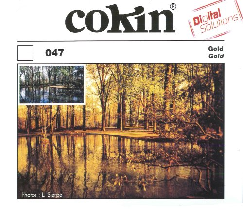 Cokin A047 Effektfilter gold