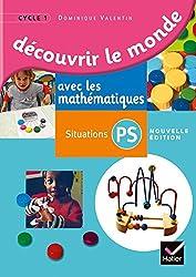 Découvrir le monde avec les mathématiques Petite Section éd. 2014 - Guide de l'enseignant