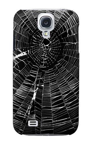 R2224 Spider Web Case Cover For Samsung Galaxy S4 mini (Galaxy S4 Case Spider)