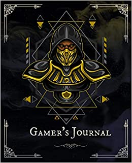 Gamers Journal: RPG Role Playing Game Notebook - Eternal ...