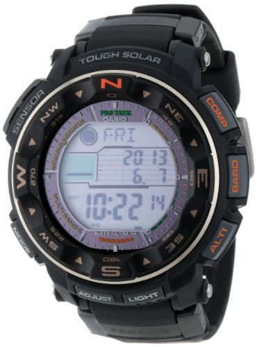 Casio PRW 2500R 1CR Tough Solar Digital