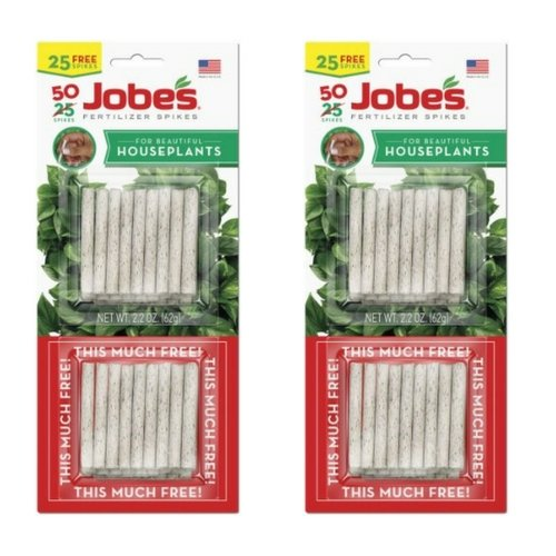Jobes Houseplant Indoor Fertilizer Spikes product image