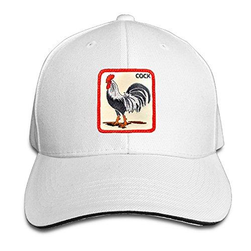 Sports Sandwich Bill Cap Beaver Rooster Snapbacks Hats
