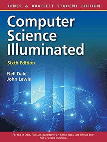 Download Computer Science Illuminated, 6/e PDF