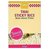 Thai Taste Sticky Rice 200g - Pack of 2