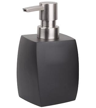 Seifenspender Wave Schwarz | ein Blickfang für jedes Badezimmer ...