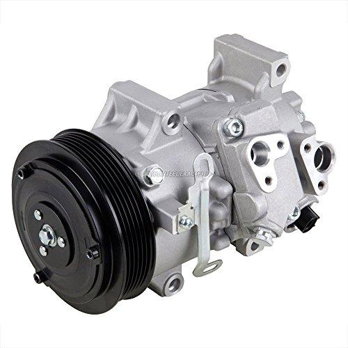 (AC Compressor & A/C Clutch For Toyota Corolla 1.8L & Matrix 1.8L 2009 2010 - BuyAutoParts 60-02383NA NEW)