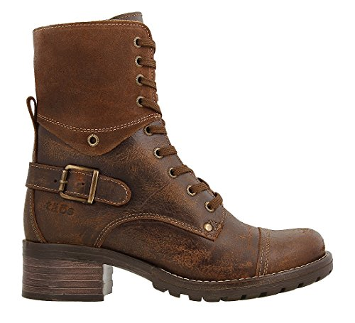 Crave Crave Women's Women's Boot Taos Women's Boot Taos Taos Brown Brown wCq8U