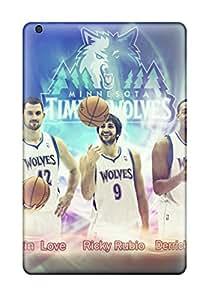 Hot minnesota timberwolves nba basketball (4) NBA Sports & Colleges colorful iPad Mini 2 cases 6336775J735984747