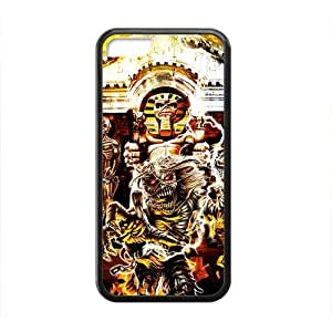 MMZ DIY PHONE CASERockband Modern Fashion Guitar hero and rock legend Phone Case for iphone 6 4.7 inch(TPU)