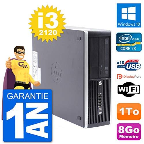 HP PC Compaq Pro 6300 SFF Intel i3-2120 RAM 8 GB Disco Duro 1 TB ...