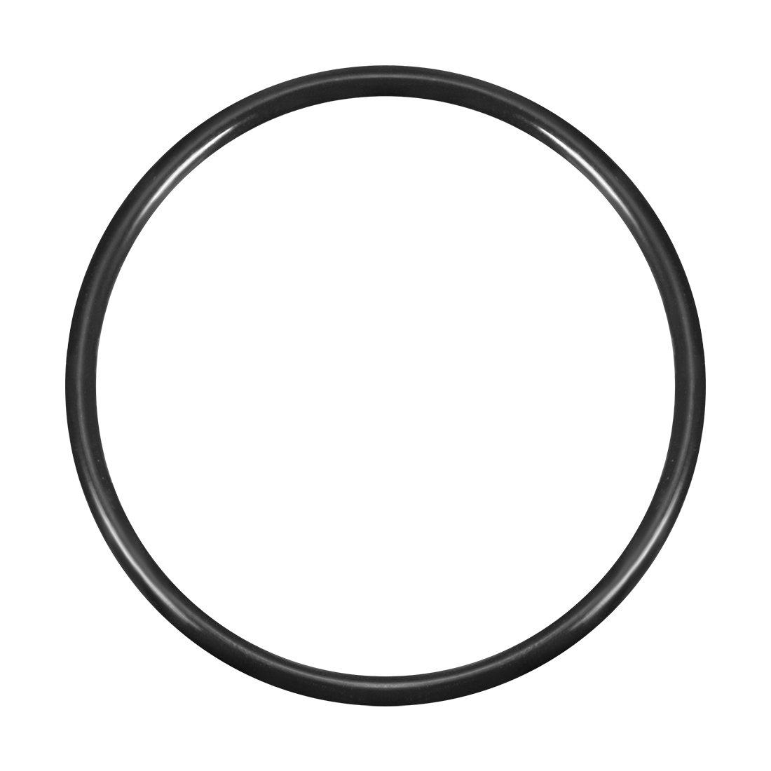 39 mm Innendurchmesser 42 mm Au/ßendurchmesser runde Dichtung Sourcing Map O-Ringe aus Nitrilkautschuk 50 St/ück 1,5 mm Breite