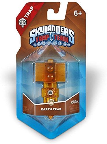 Earth Trap Skylanders (Skylanders Trap Team: Earth Element Trap Hammer)