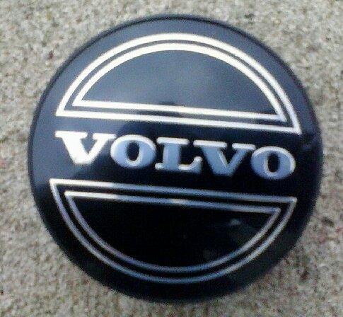 (Volvo OEM S40 S60 S80 V70 V50 XC70 XC90 2004-2013 WHEEL CENTER CAP HUBCAP 30666913)