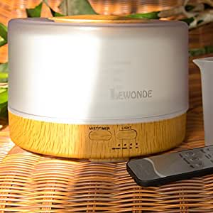 Amazon.com: LEWONDE 500ml Aromatherapy Essential Oil