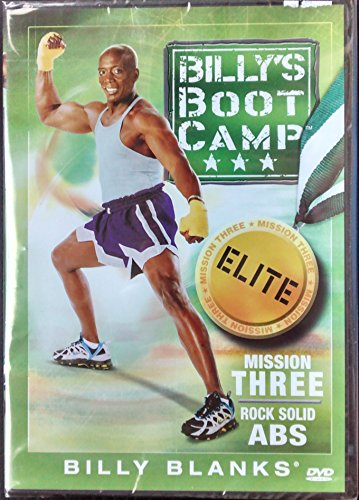 Billy's Boot Camp: Elite Mission Three - Rock Solid Abs