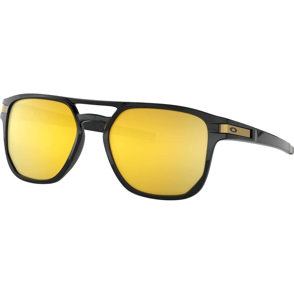 OAKLEY 0OO9436 Gafas de sol, Polished Black, 54 para Hombre ...