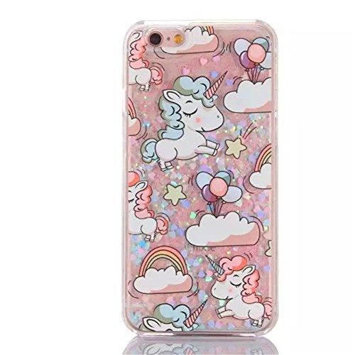 liquid-case-for-galaxy-core-primecute-cartoon-unicorn-horse-print-floating-bling-sparkle-love-hearts