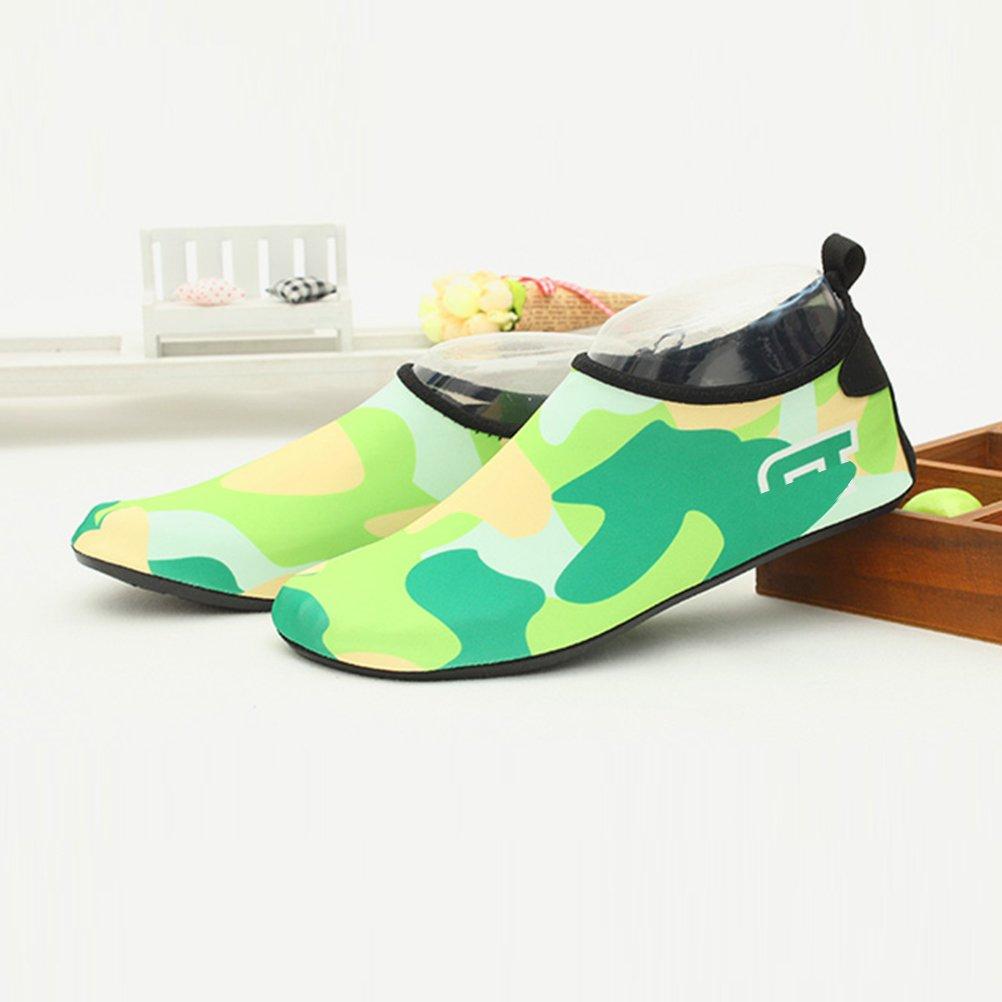 Zhuhaitf Children Diving Socks Aqua Shoes Beach Water Sport Shoes Barefoot Shoes