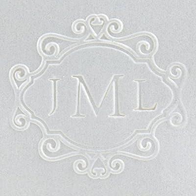Name Embosser | Monogram Embosser | Personalized Gift | Custom Embosser