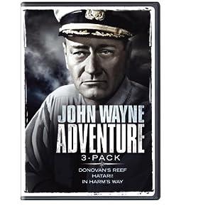 John Wayne Adventure Collection (3pk) (2013)