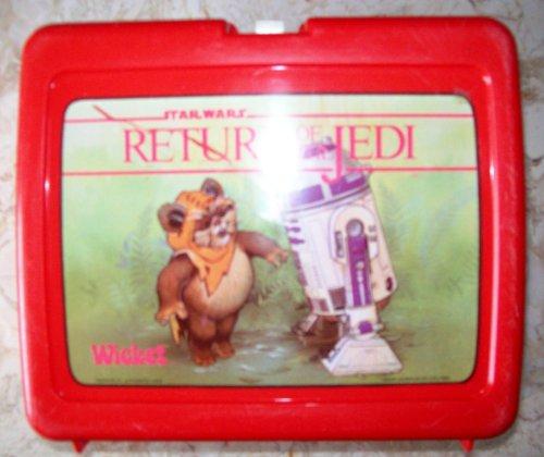 Star Wars Return of the Jedi Plastic Lunchbox ()