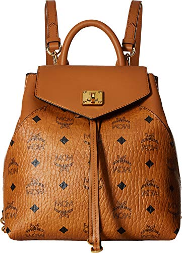 1bb986eb2977 MCM Womens Essential Visetos Original Backpack Small for sale Delivered  anywhere in USA