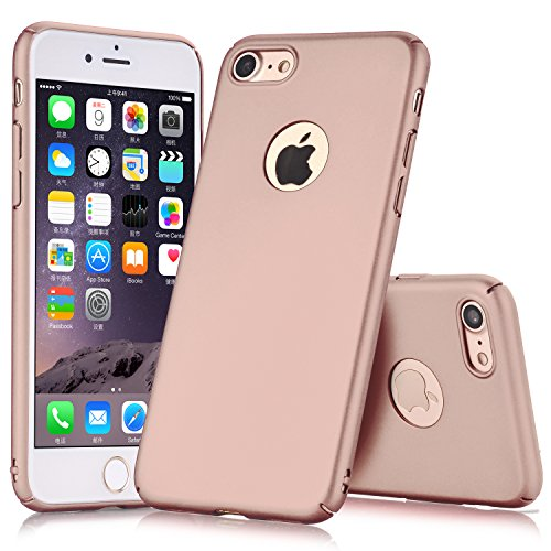 iphone-7-case-mcuk-full-body-coverage-ultra-thin-coating-lightweight-cover-superior-coating-pc-hard-