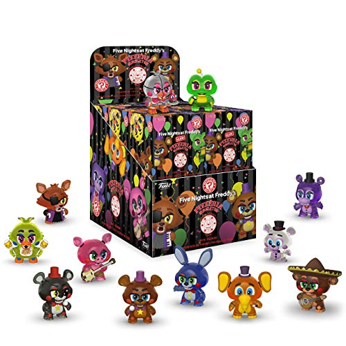 Funko Mystery Minis: Five Nights at Freddy's Pizza Simulator (One Mystery Figure)
