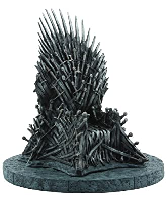 Dark Horse Deluxe Game of Thrones: Iron Throne Mini Replica