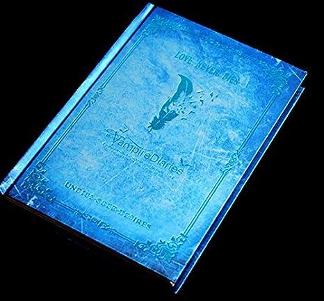 Amazon.com : Vampire Diaries Vintage Diary Planner Journal ...
