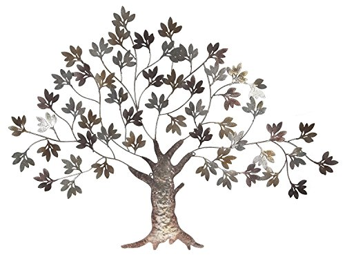Ganz Tree of Life Wall Decor 35.50 Inches x 27 Inches (Tree Wall Decor)