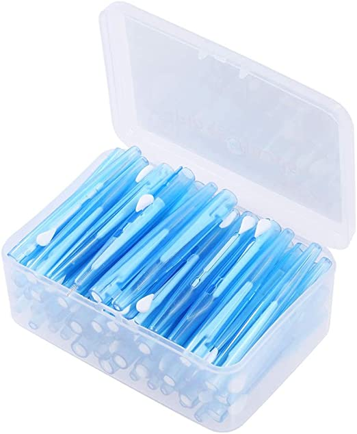 Limpieza bucal Caja Dental Floss Selecciones Recarga Interdental ...