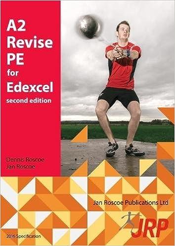 A2 Revise PE for Edexcel  Amazon.co.uk  Jan Roscoe  9781911241034  Books 3adfff70c1