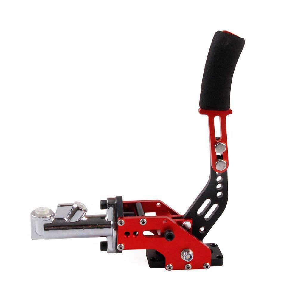 Moligh doll Ryanstar-Universal Car Hydraulic Handbrake Handbrake Drift Hand Drake(Red)