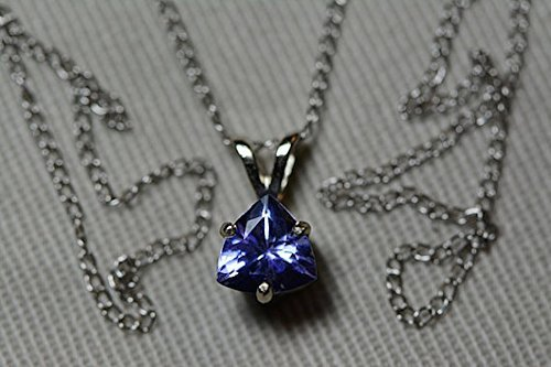 Chain Trillion Necklace - 7