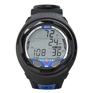 Aqua Lung i300 Wrist, Black / Blue