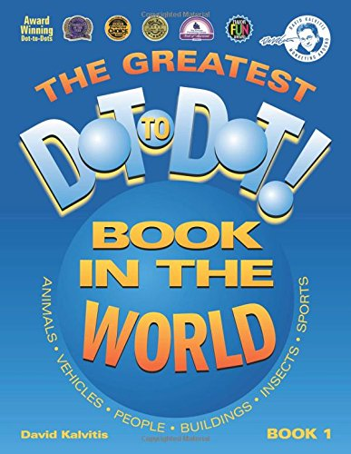The Greatest Dot-to-Dot Book in the World, Book 1