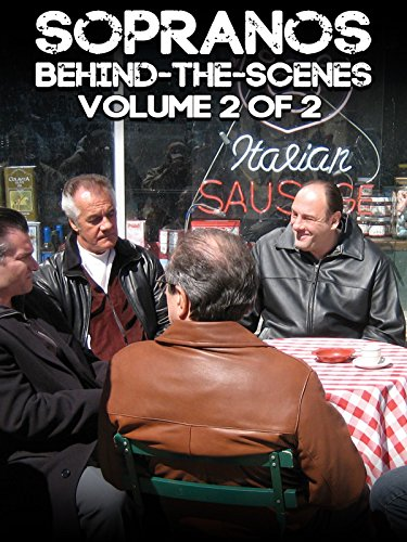 Sopranos Behind-The-Scenes Volume 2 of 2 by