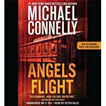 Angels Flight (A Harry Bosch Novel) by Connelly, Michael (2013) Audio CD