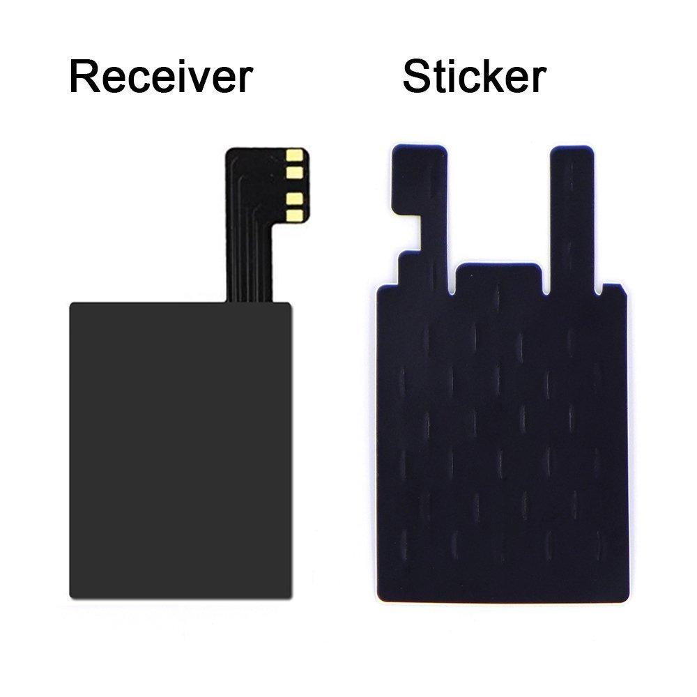 vilight módulo de receptor de carga inalámbrica estándar Qi para ...