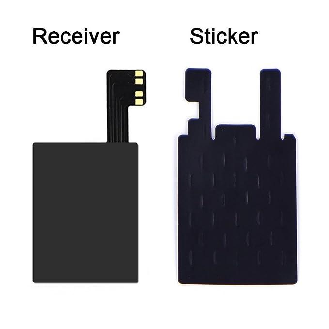 vilight módulo de receptor de carga inalámbrica estándar Qi ...