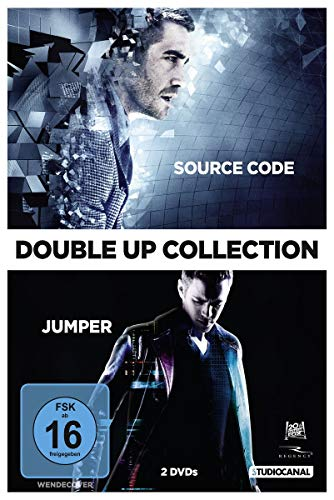 Source Code & Jumper - Double Up Collection (Source Code Dvd)