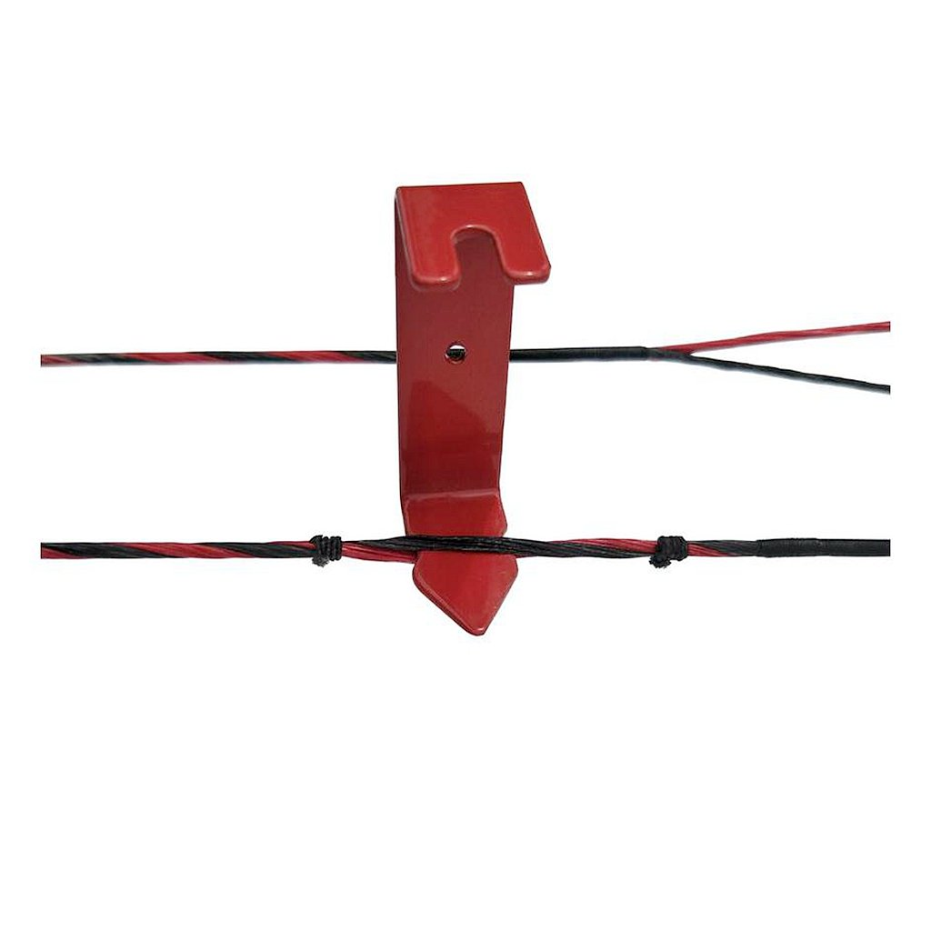 D DOLITY 110m Archery Bow String Serving Material Thread Peep Sight Silencer Install Tool Bow String Separator