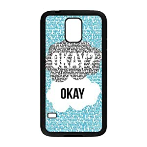 SHEP okay? okay. Phone Case for Samsung Galaxy S5