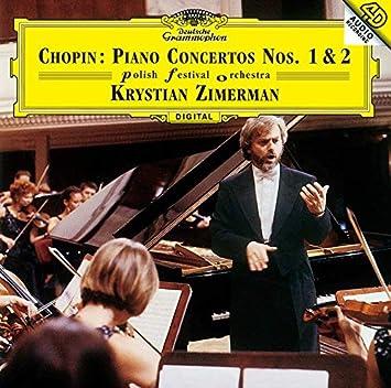 ショパン:ピアノ協奏曲第1番・第2番(SHM-CD)
