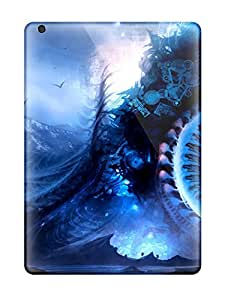 Cute High Quality Ipad Air Creature Of The Oasis Case