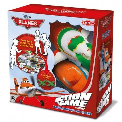 Tactic 40853 - Jeu De Plein Air - Disney Planes - Action Game