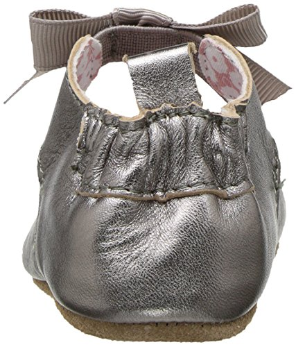 Mary Robeez Ankle First Jane Kicks Amelia Girls' Grey Strap qfwUI