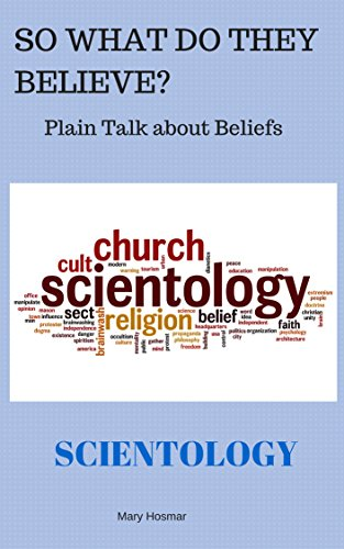 amazon com scientology so what do they believe plain talk about